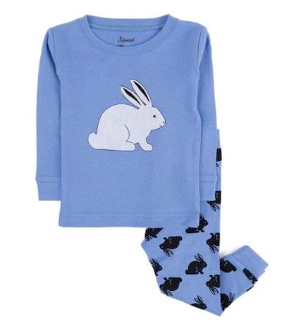 Leveret Kids Pajamas Bunny Rabbit