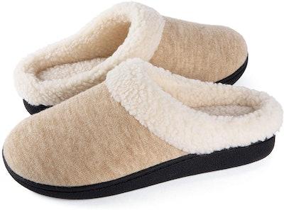 Wishcotton Cozy Memory Foam Slippers