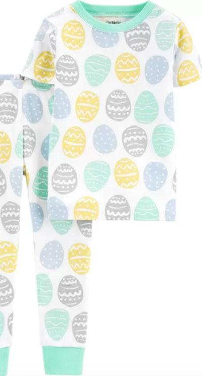 Easter 100% Snug Fit Cotton PJs