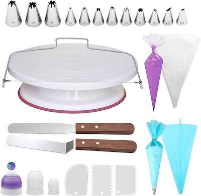 BakeWit Cake Decorating Kit