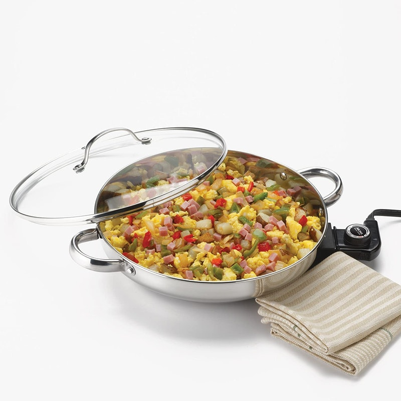 best stainless steel electric skillets