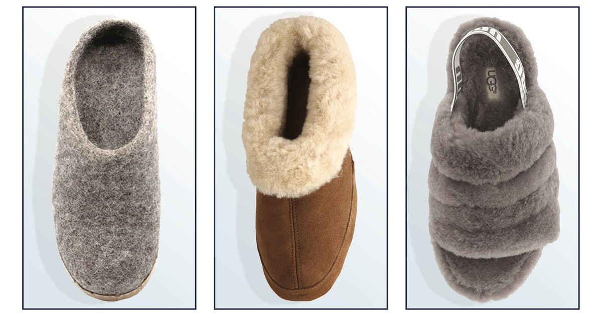 8 Warm & Cozy Wool Slippers That Won't Make Your Feet Sweat