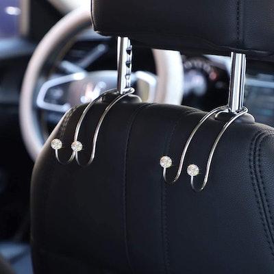 SAVORI Car Seat Hooks (2-Pack)
