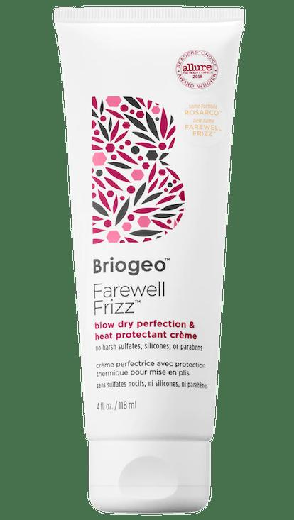 Briogeo Farewell Frizz Blow Dry Perfection Heat Protectant Crème