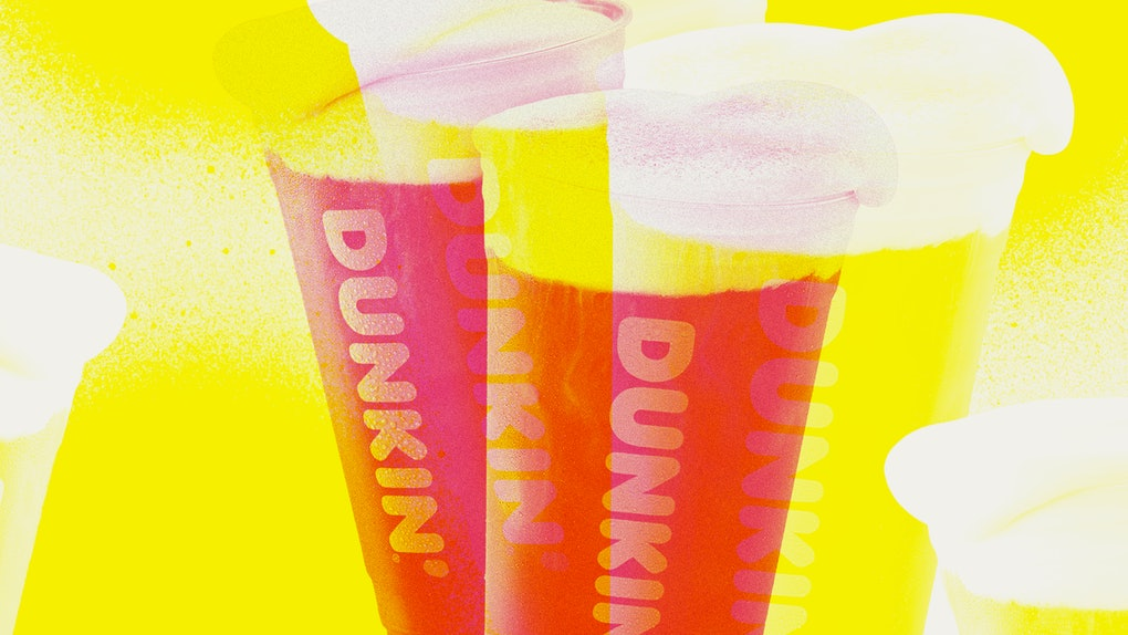 Dunkin's Sweet Cold Foam makes these three cold brews each taste a little different.