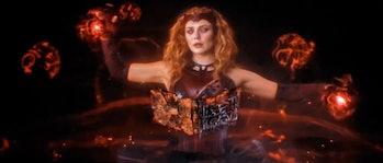 Penyihir Scarlet di Vandavision