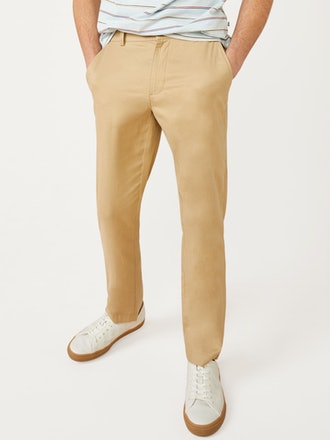 Men's Drawstring Chino Pants