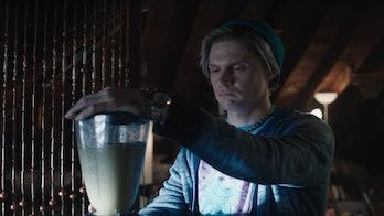 Evan Peters as Ralph Bonher in the WandaVision finale