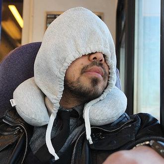 Neck Pillow Inflatable Travel Pillow