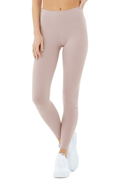 7/8 High-Waist Airbrush Legging in Lavender Dusk