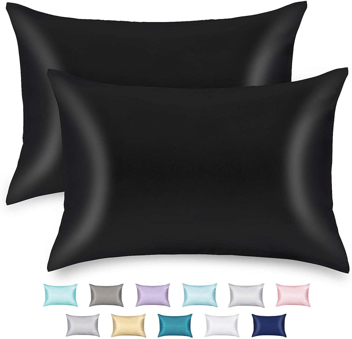 ZAMAT Satin Pillowcases (Set of 2)