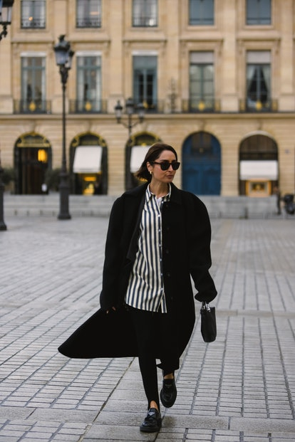 Paris Street Style Fall/Winter 2021