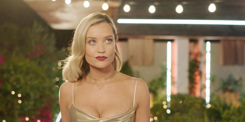 Laura Whitmore on Winter 'Love Island' 2020