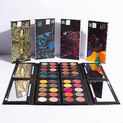 UOMA Beauty's eyeshadow palette