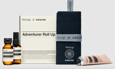 Adventurer Roll Up