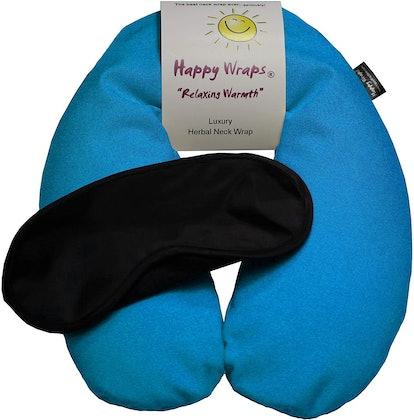 Happy Wraps Microwavable Herbal Neck Wrap