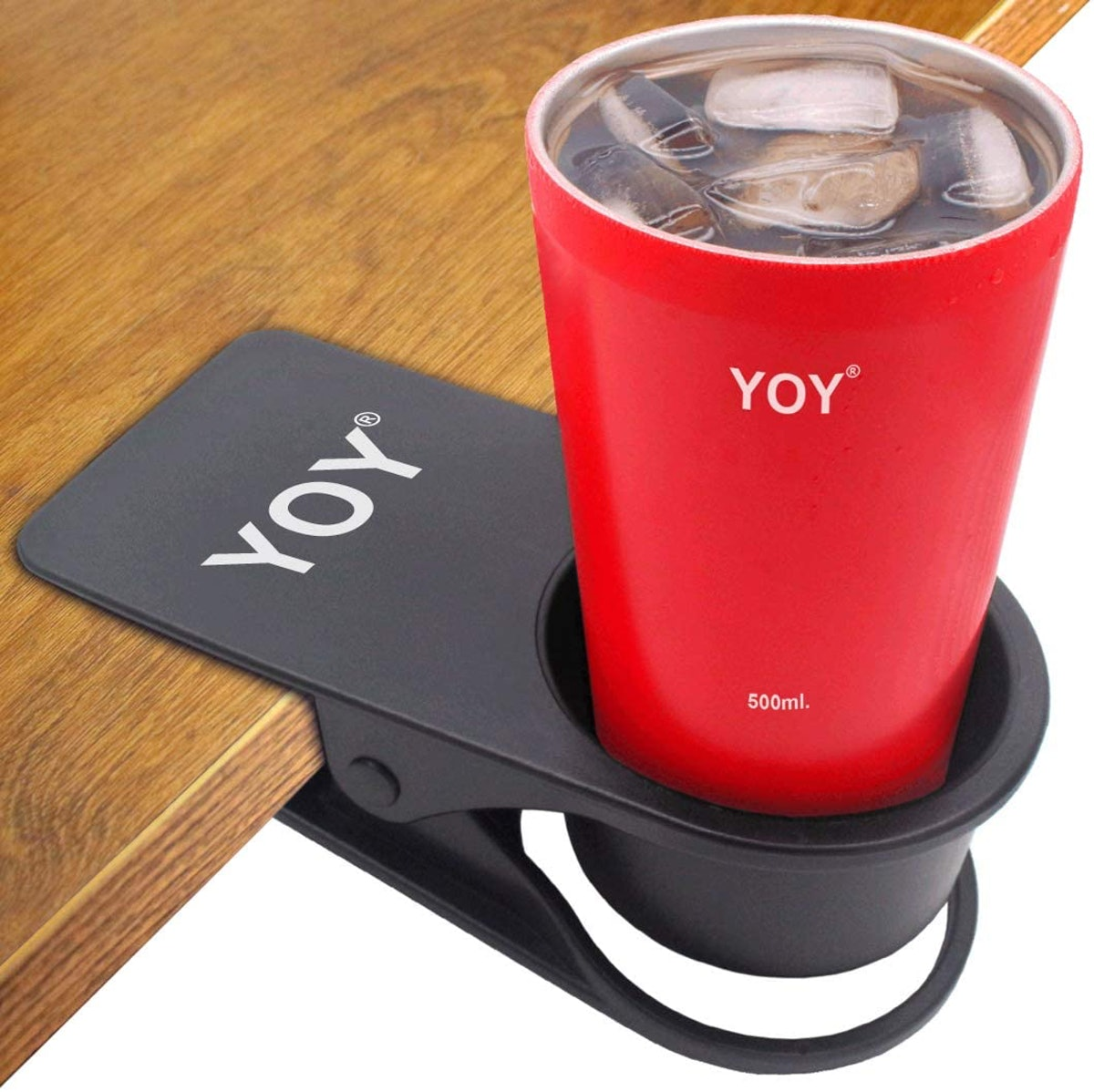 YOY Clip-On Cupholder