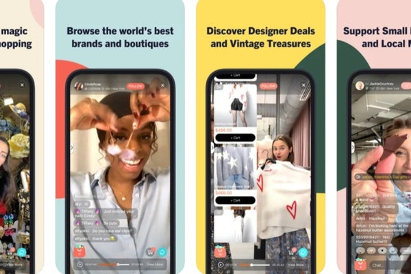These women-created apps to social media, shopping, and beauty to the next level.