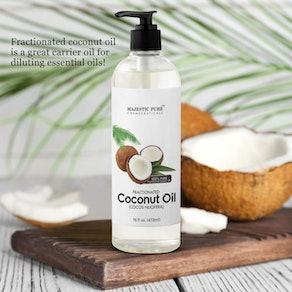 Majestic Pure Liquid Coconut Oil
