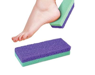 Maccibelle Salon Foot Pumice and Scrubber