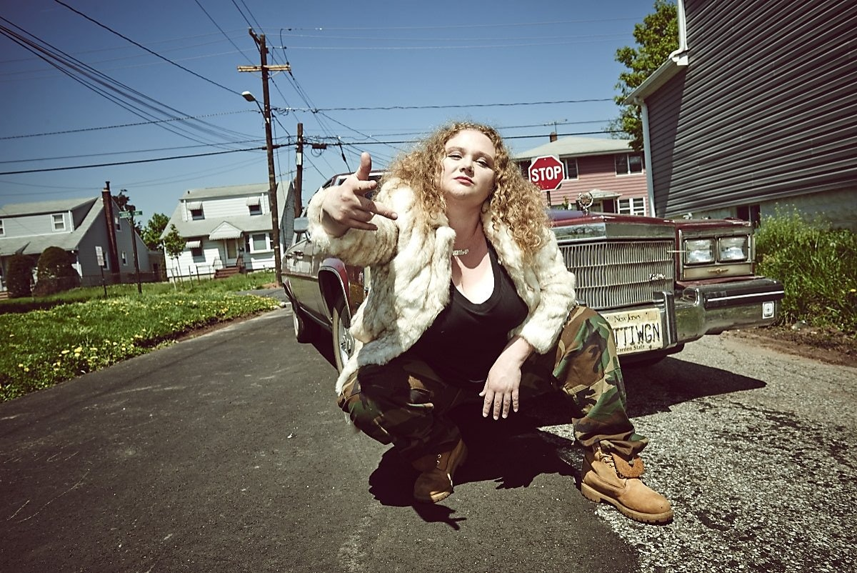 Danielle Macdonald in 'Patti Cake$'