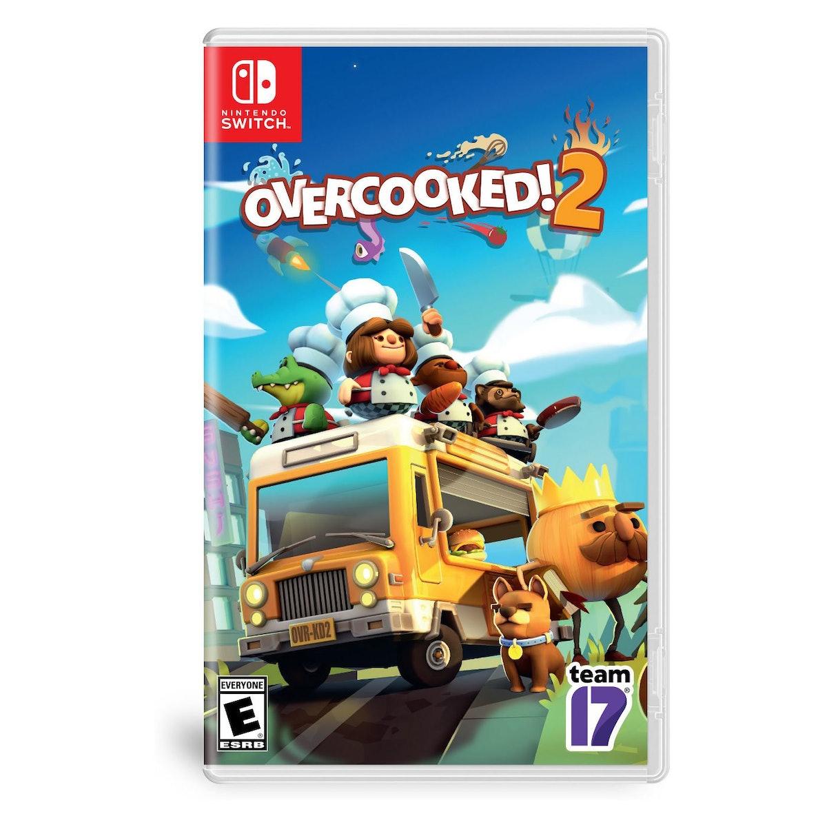 Overcooked! 2, Nintendo Switch