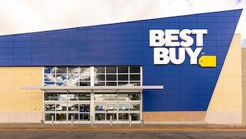 best buy store retailer