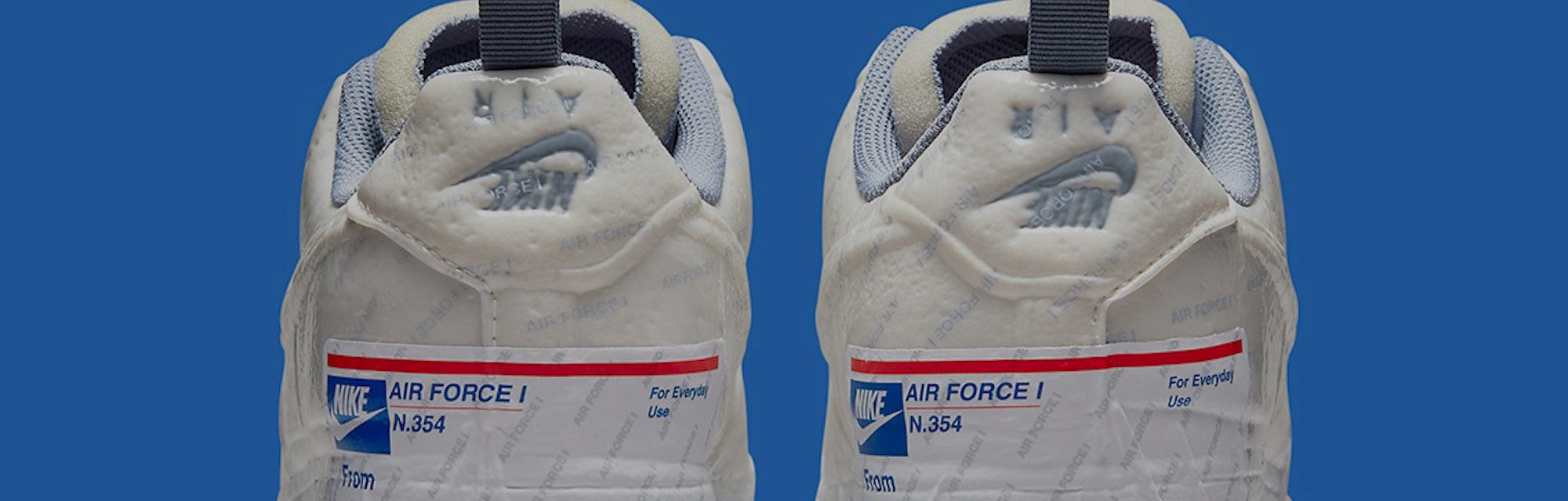 Nike Air Force 1 Experimental USPS