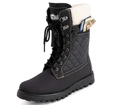 POLAR Memory Foam Thermal Waterproof Boots