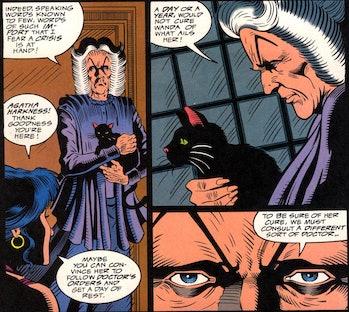 WandaVision Wanda Darkhold Doctor Strange Multiverse of Madness Chthon