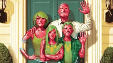Vision and family.