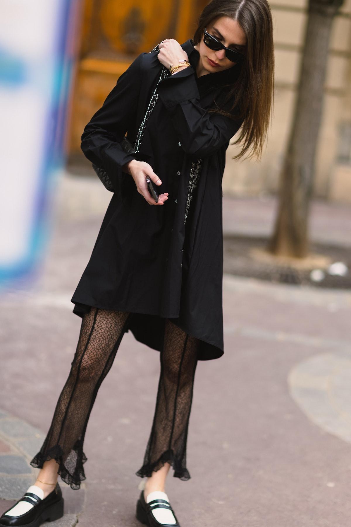 Paris Street Style Fall/Winter 2021