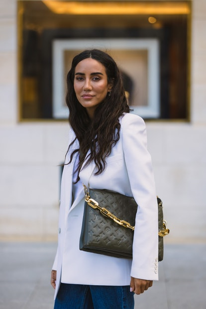 Paris Fashion Week Fall/Winter 2021 Street Style