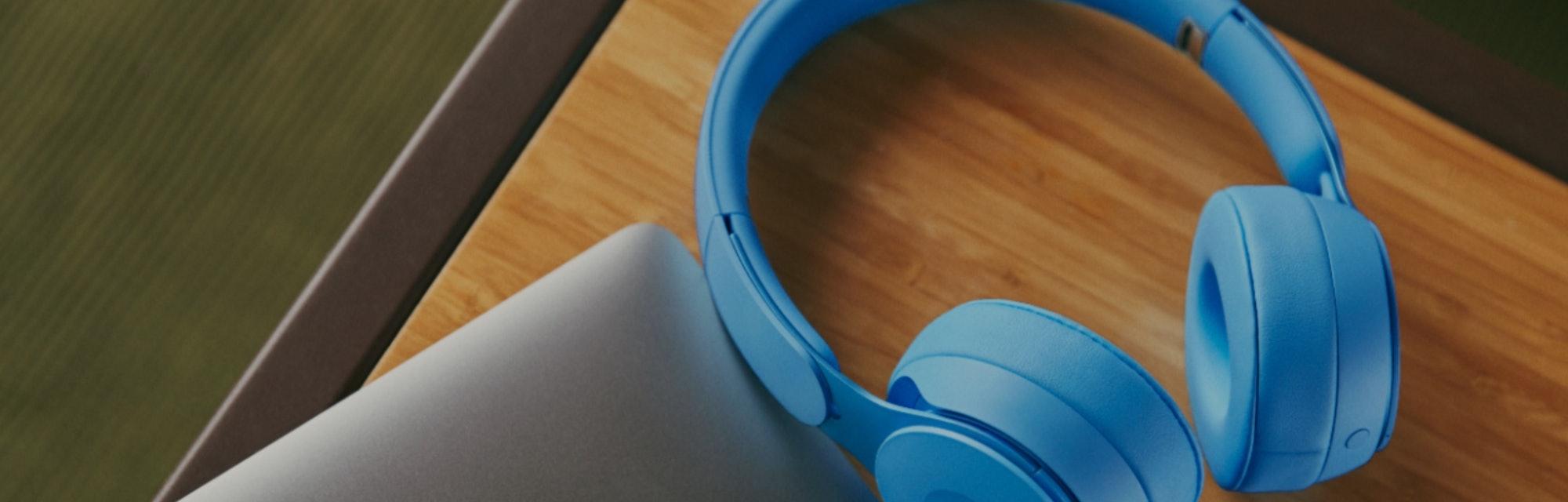 Solo Pro headphones