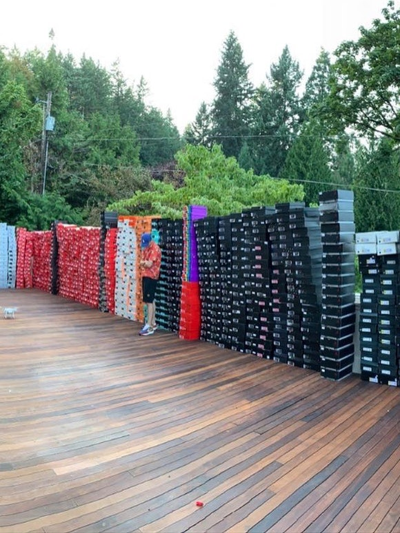 Joe Hebert/Ann Heber Nike sneaker reselling