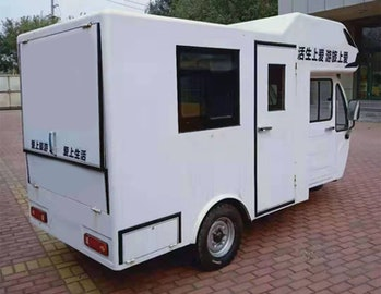 A company in China is selling an electric RV for $4,800