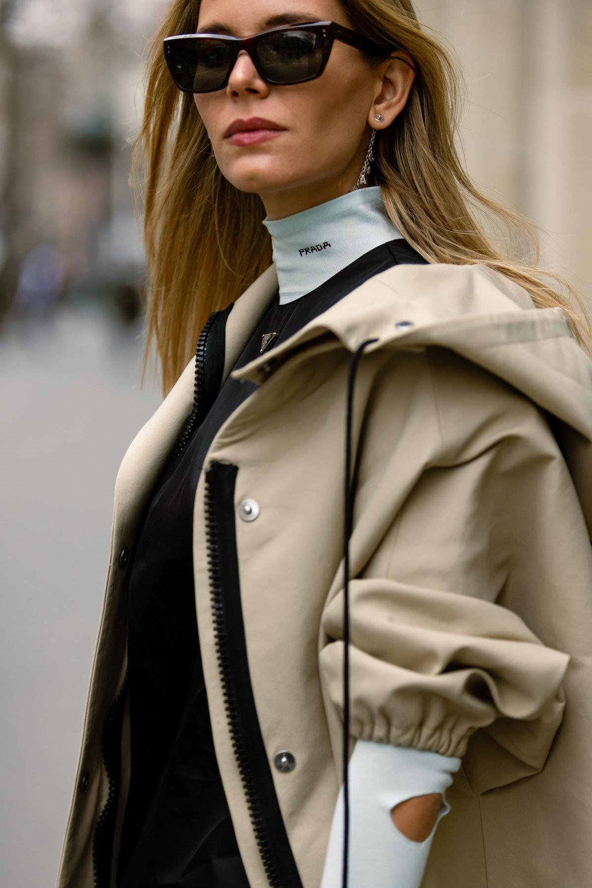 Paris Fashion Week Street Style Fall/Winter 2021