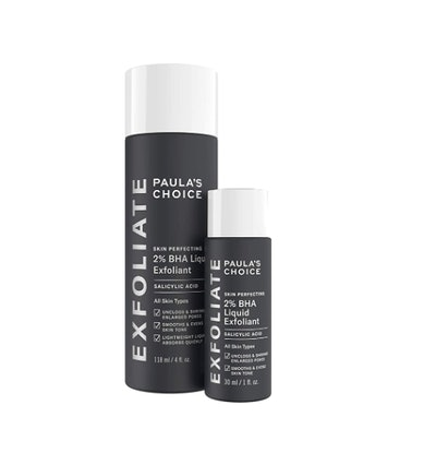 Paula's Choice Skin Perfecting Exfoliant Duo