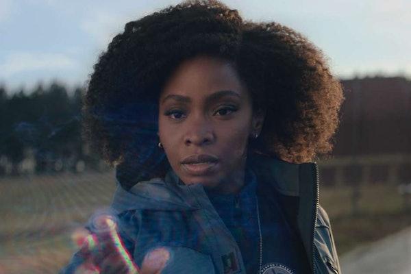 Teyonah Parris as Monica Rambeau in WandaVision.