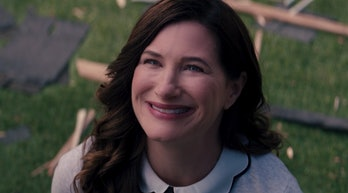 Kathryn Hahn as the Nosy Neighbor in the WandaVision finale