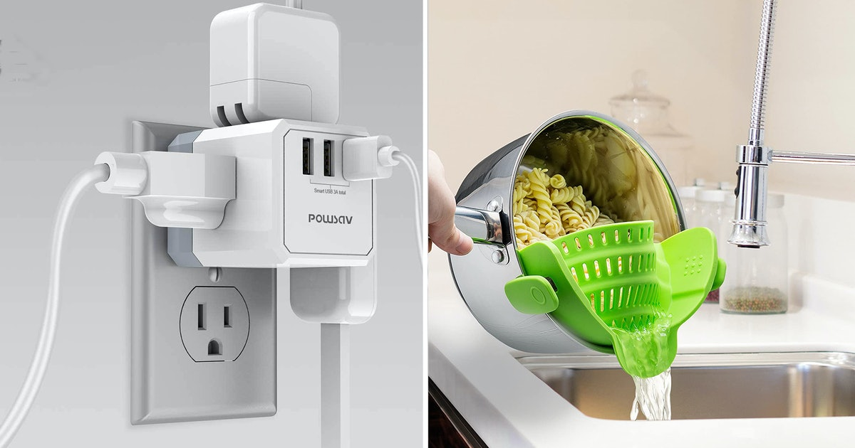 41 Cheap & Clever Things With A Gigantic Following On Amazon