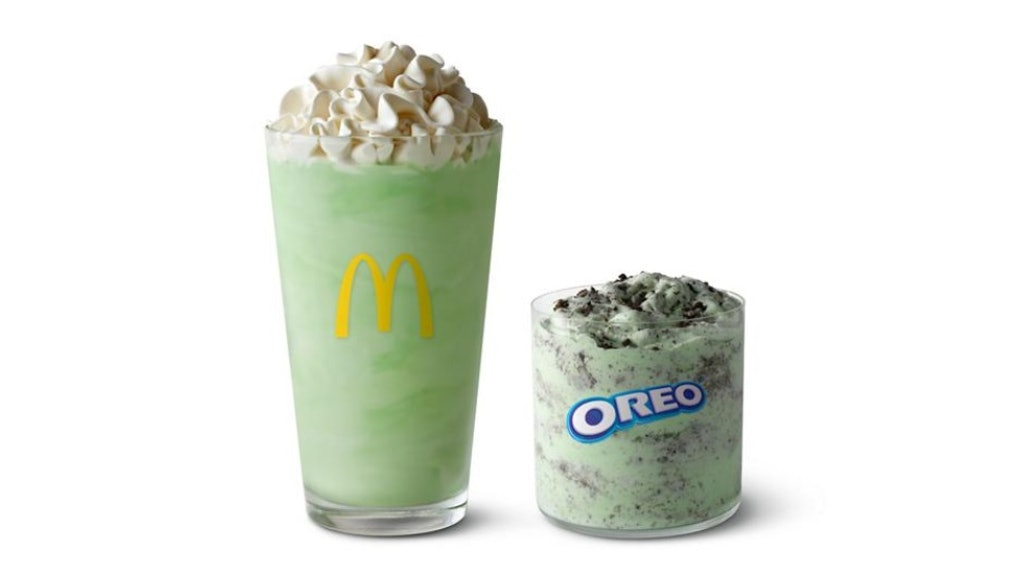 How long with McDonald's Shamrock Shake be available in 2021? Here's the scoop.