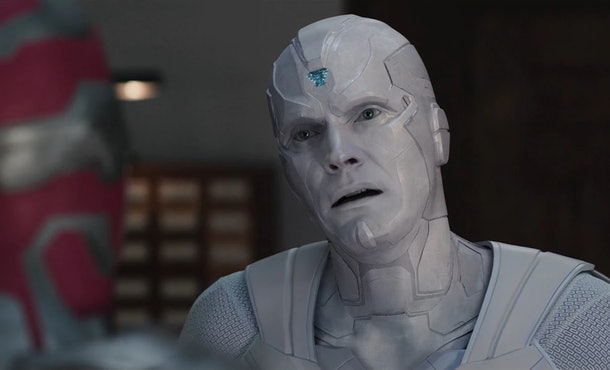 Vision used the ship of Theseus thought experiment to stop White Vision from attacking him in the 'WandaVision' finale.