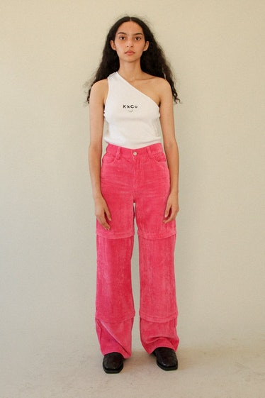 Convertible Pant in Corduroy