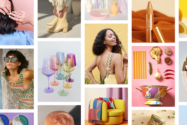 You can now browse these women-owned businesses in the Pinterest shop.
