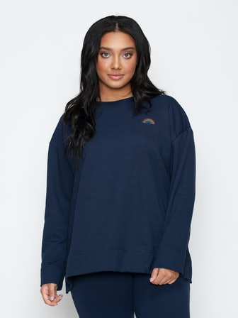 Relaxed French Terry Sweatshirt