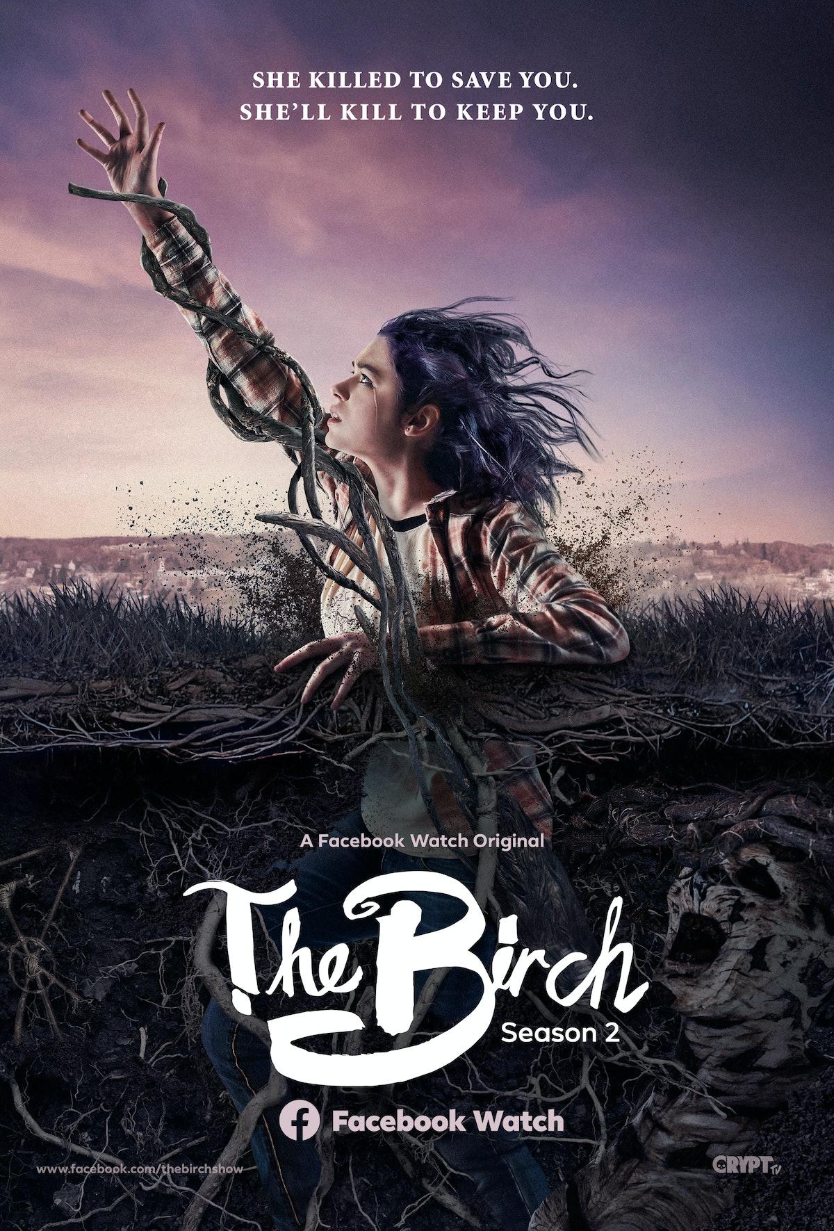 Kay Art from The Birch Season 2