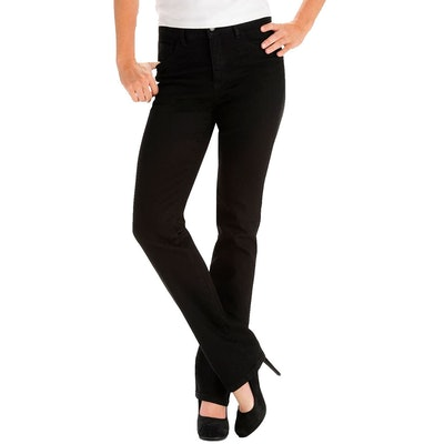 Lee Monroe Relaxed Fit Straight-Leg Jeans