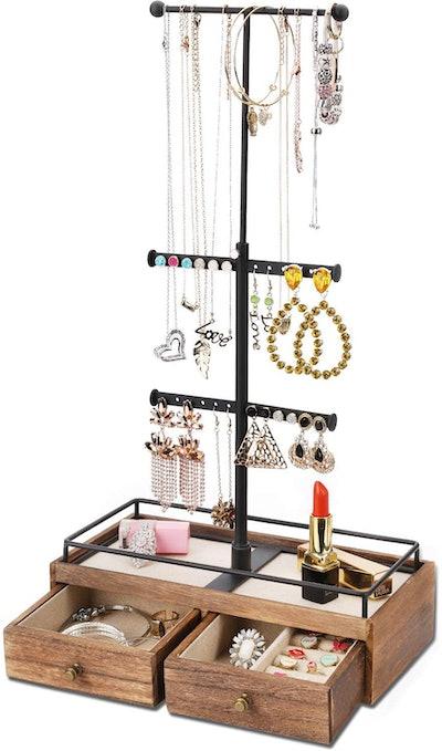 Keebofly Jewelry Organizer