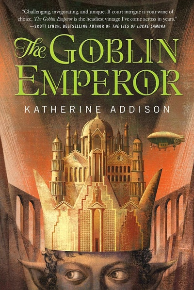 'The Goblin Emperor' by Katherine Addison
